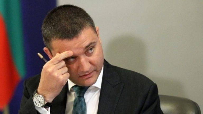 Министър Горанов коментира бележката на Божков от Дубай
