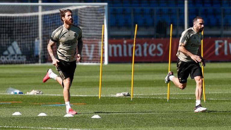 Зидан се включи в заниманието на Реал
