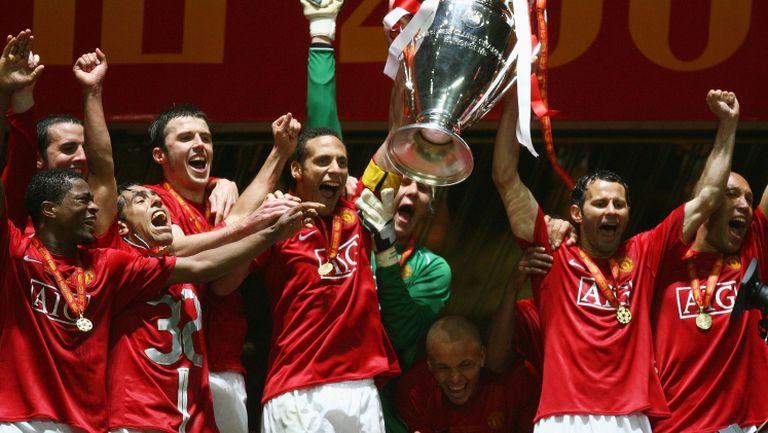 На този ден – Ман Юнайтед печели исторически финал в Шампионска лига