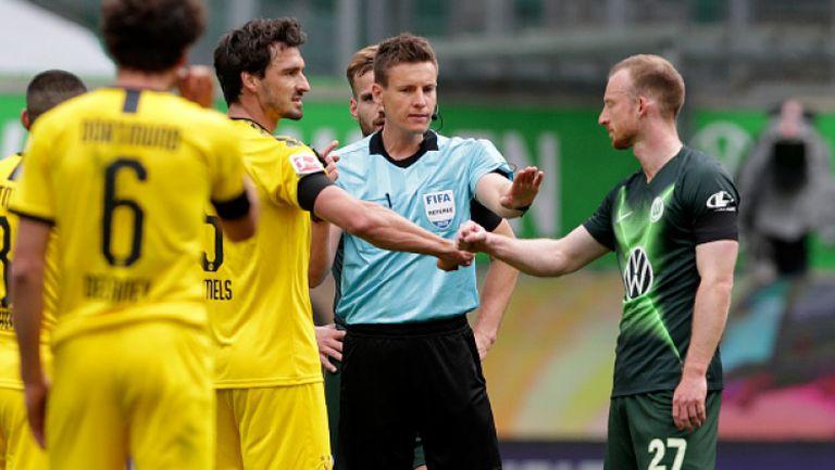 Волфсбург - Борусия Дортмунд 0:2