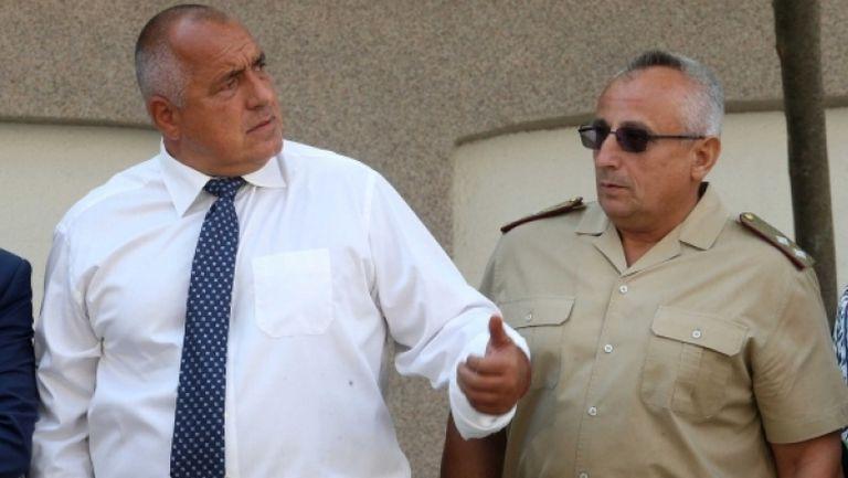 Бойко Борисов: Това с Левски е шашмалогия, нарочно го правят, утре ще хвърля писмото в коша