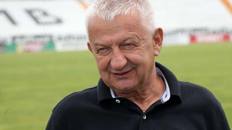 Христо Крушарски пред Sportal.bg: Проектът за стадиона е в крайна фаза, организираме се да правим нещо ново от името на Локомотив