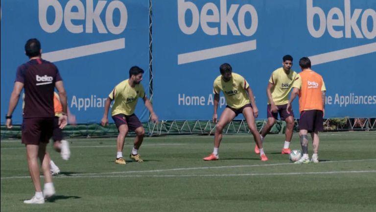 В Барселона проведоха поредното си занимание