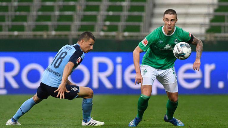 Вердер Бремен - Борусия Мьонхенгладбах 0:0