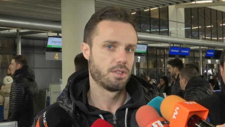 Теодор Салпаров: Мотивацията е голяма, не всеки ден се ходи на Олимпиада