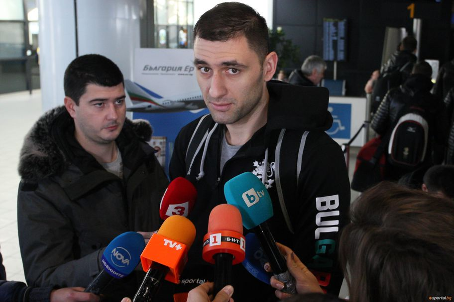 Волейболните национали заминават за Берлин