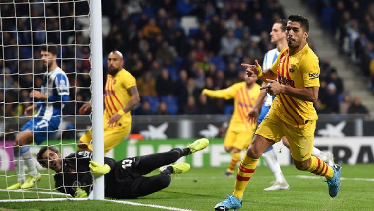 Еспаньол - Барселона 2:2