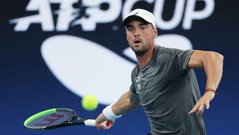 Димитър Кузманов подчини втората ракета на Молдова за първа победа на ATP Cup!