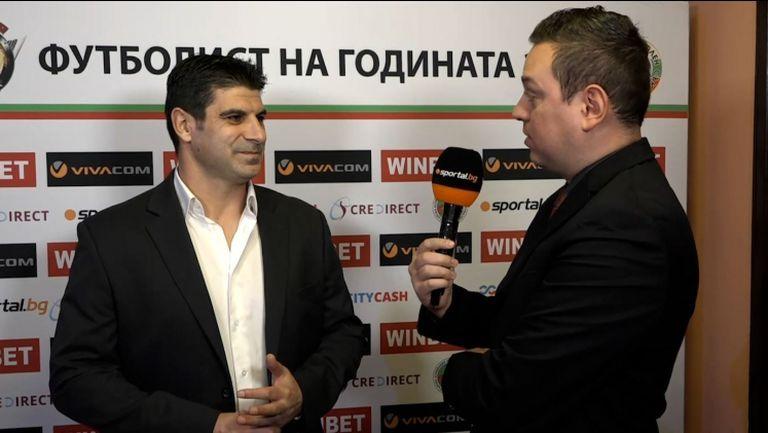 Георги Иванов: Локо Пд трябва да намери трима нови силни играчи
