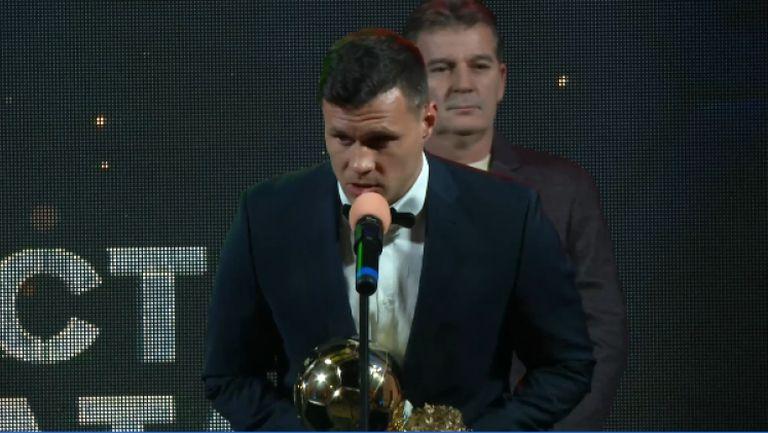 Васил Божиков е №3 сред футболистите за 2019