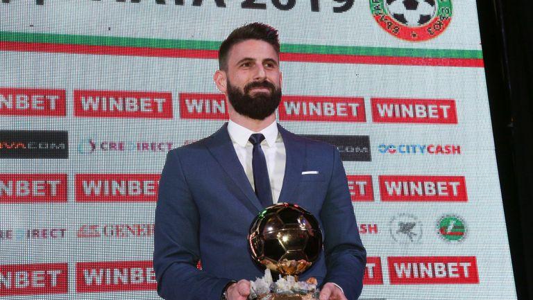 Димитър Илиев: Не съм си мечтал, че това ще се случи