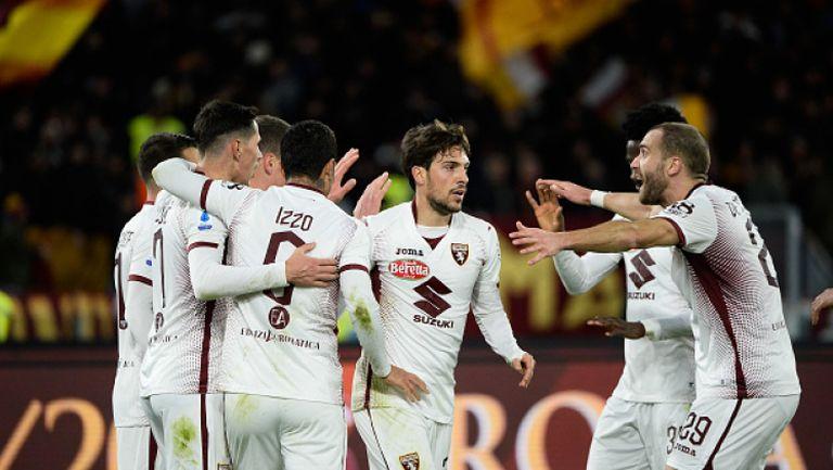 Рома отстъпи на Торино