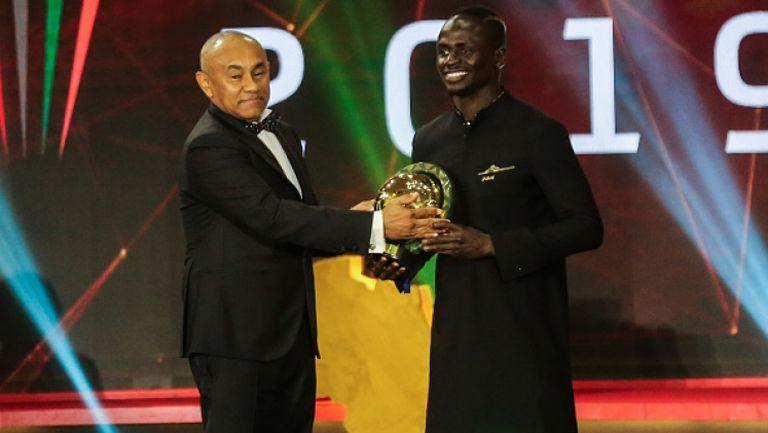 Избраха Садио Мане за футболист на Африка