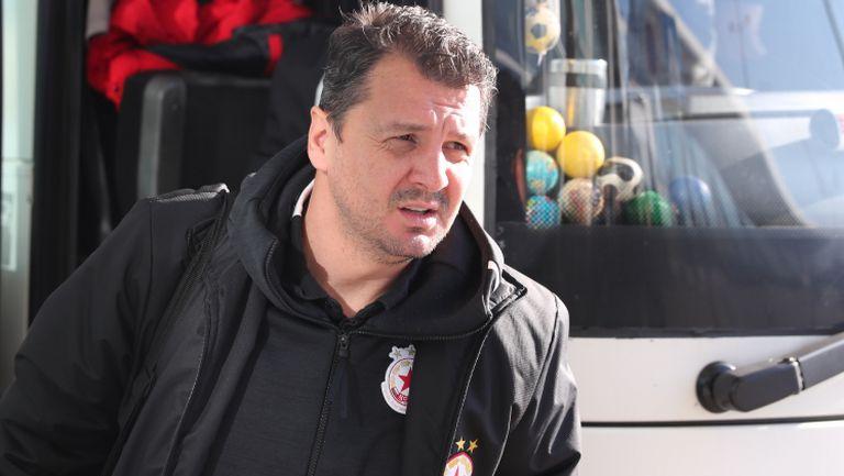 Милош Крушчич: Не планираме да продаваме Али Соу