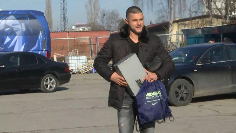 """Новите попълнения на Левски пристигнаха на """"Герена"""""""