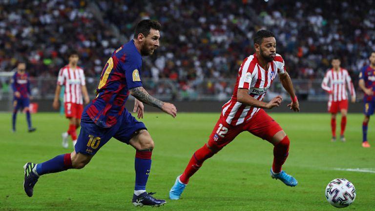 Барселона - Атлетико Мадрид 2:3