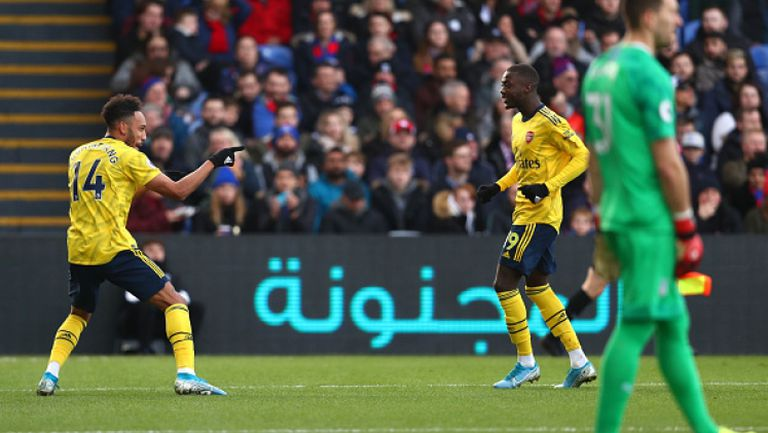Кристъл Палас - Арсенал 1:1