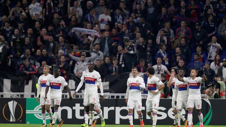 Бордо - Лион 1:0