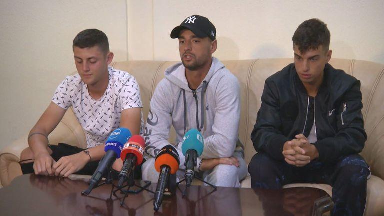Отборът на България по тенис: Григор ни даде много увереност, горди сме от постигнатото