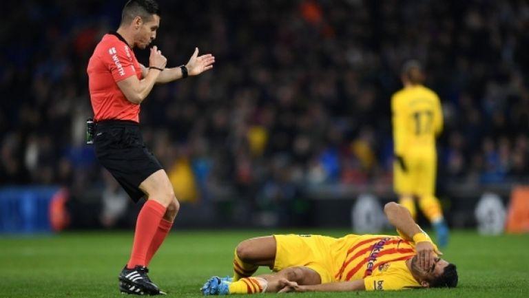 Барселона остава без Суарес за около месец