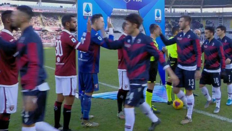 Торино - Болоня 1:0