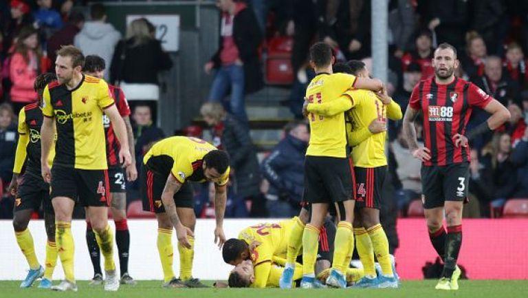 Борнемут - Уотфорд 0:3