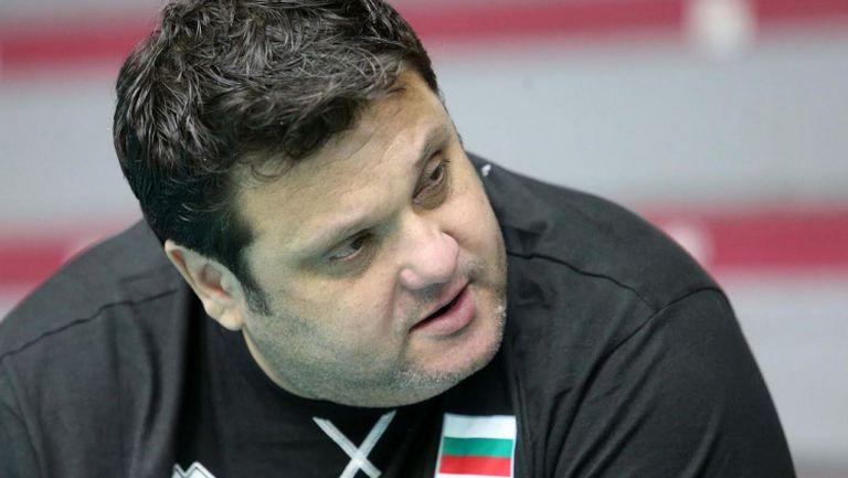 Мартин Стоев: Съжалявам, че не успяхме да постигнем целта си