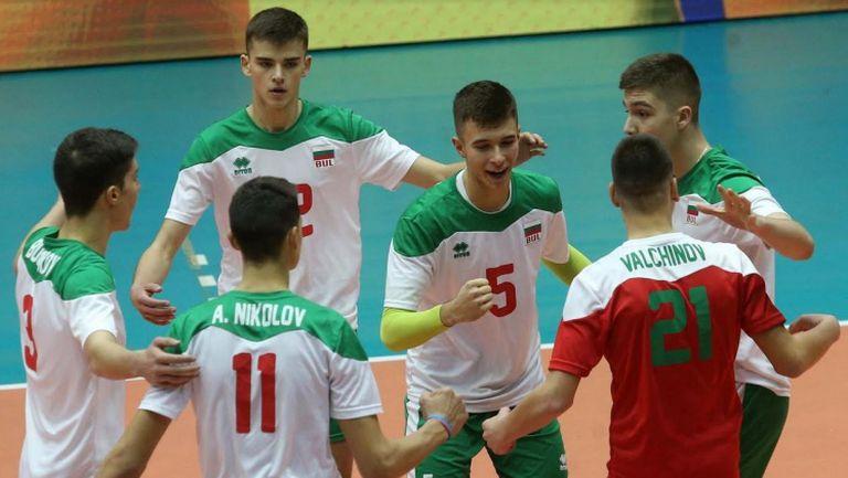 България U18 завърши евроквалификациите в София с победа