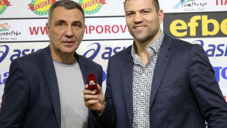 Тервел Пулев беше награден за спортист на месец декември