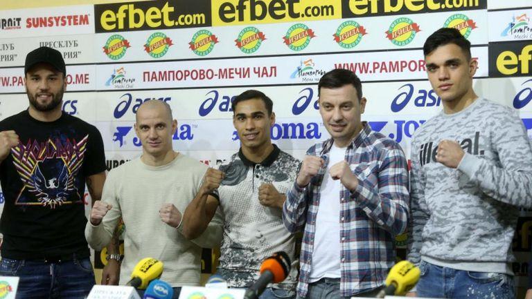 """БФ Бокс за предстоящия 71-ви международен турнир """"Странджа"""""""