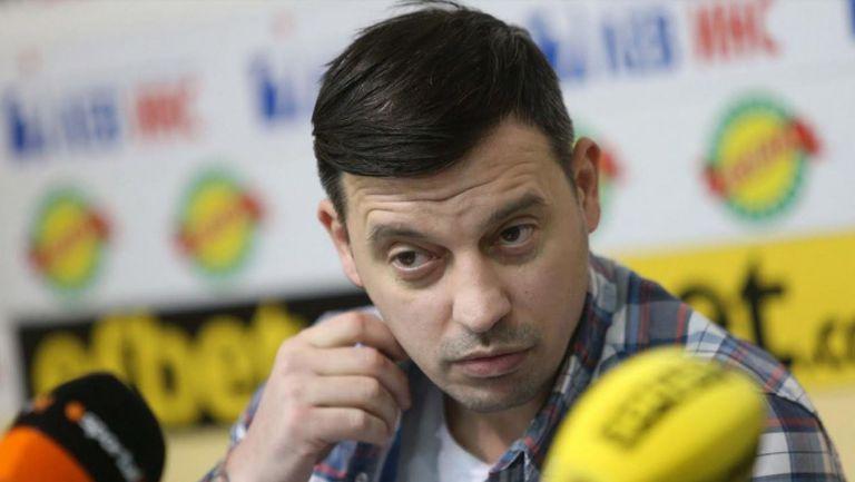 Детелин Далаклиев: Имахме застой откъм спечелени медали