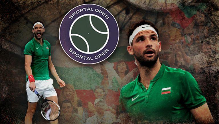 """Ще продължат ли щурите тенис емоции с Гришо и на Australian Open - Гледайте """"Sportal Open"""""""