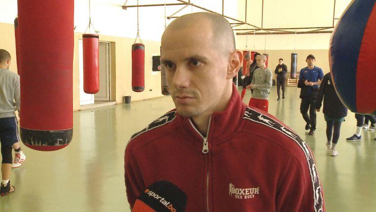 Александър Александров:  Нямаме конкретни поставени цели на турнира за Купа Странджа