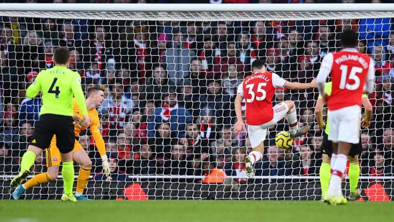 Арсенал - Шефилд Юнайтед 1:1