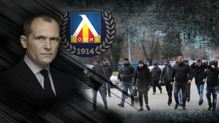 Васил Божков с официална позиция след срещата с фенове на Левски