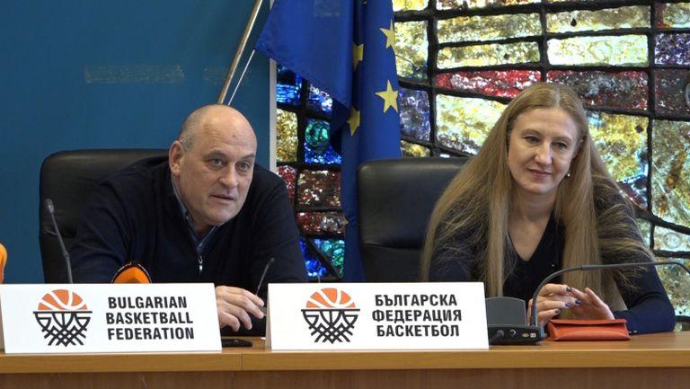 Росен Барчовски обяви списък от 18 баскетболисти за мини-лагера в края на месеца