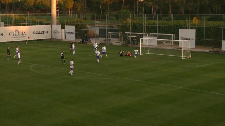 Славия с втори гол срещу Оренбург