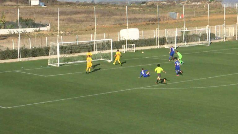 ФК Прищина с втори гол във вратата на Арда
