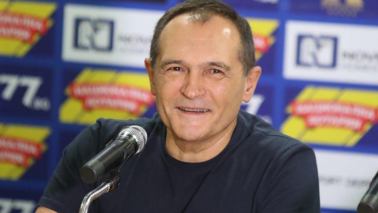 Васил Божков: Кой съм аз, че да говоря с премиера?
