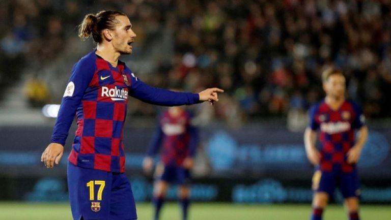Ибиса - Барселона 1:2