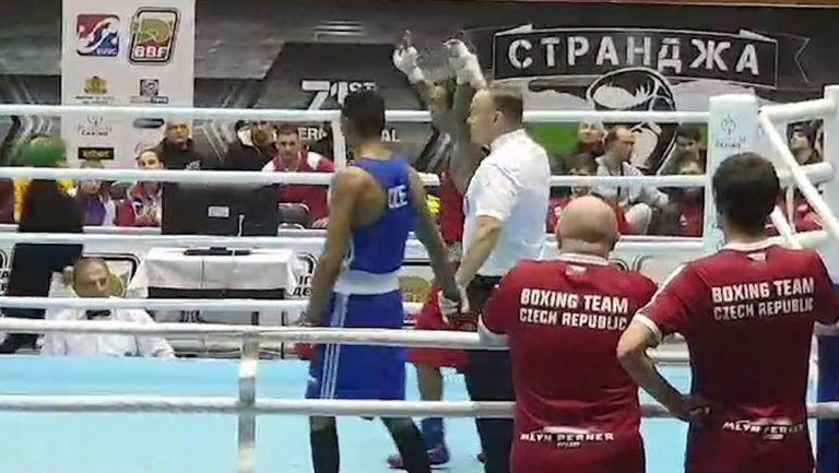 Категорична победа на Боян Асенов
