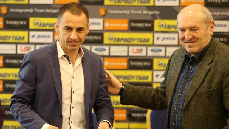 Георги Илиев: Бих искал да бъда треньор на Локомотив (Пловдив)