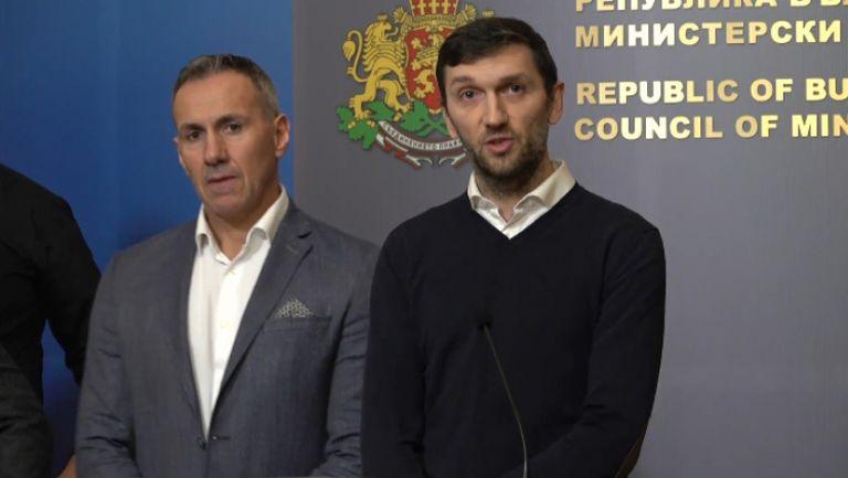 """Даниел Стрезов от Тръст """"Синя България"""": Нямаме готовност да поемем управлението на Левски"""