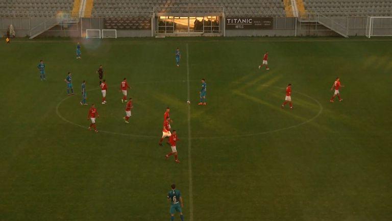 Страхотен втори гол на Александров срещу Зенит 2
