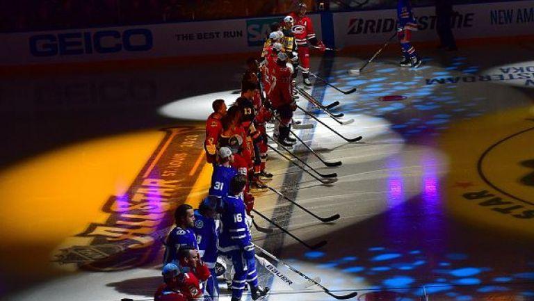 Шоу с марка NHL
