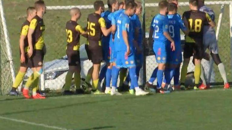 Напрежение между футболистите на Ботев и Чайка