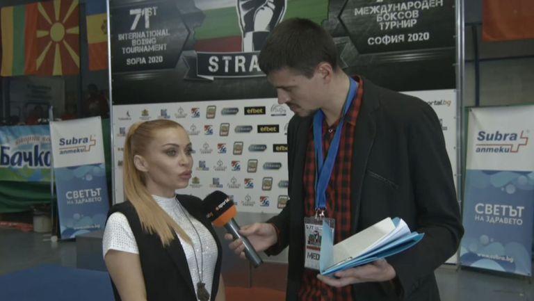 """Емилия Груева: Участниците в турнира """"Странджа"""" може да са сигурни, че оценяването е заслужено"""