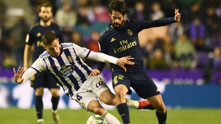 Валядолид - Реал Мадрид 0:1