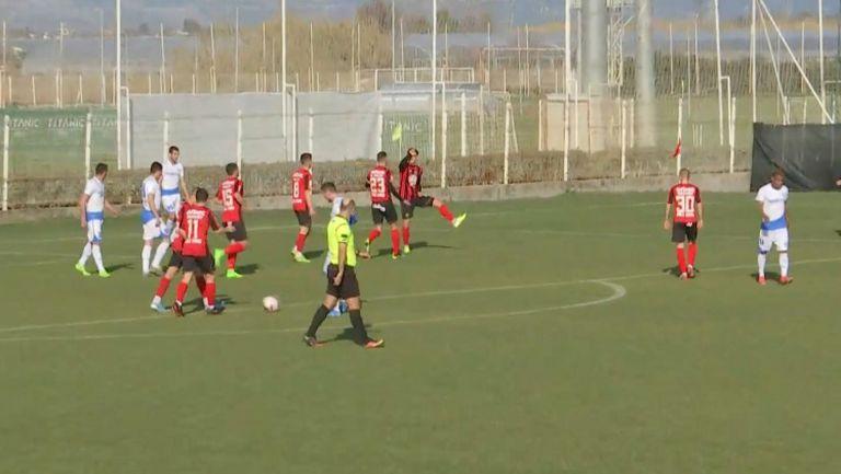 Илиян Стефанов отбеляза първото попадение за Локомотив (Сф) срещу Младост