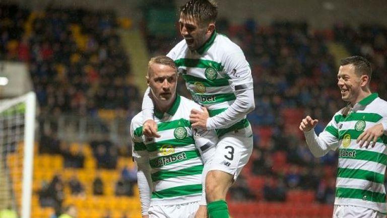 Селтик продължава да води с пет точки в Шотландия